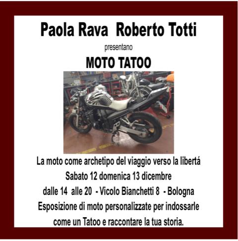 MOTO TATOO – La moto come archetipo del viaggio verso la libertà